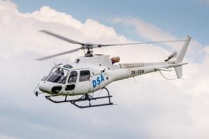 DSA vrtulník
